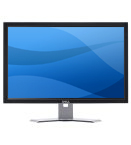 Dell 30 inch display