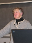 Fran Allen delivers Organick Lecture