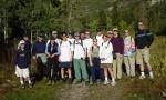 Imallians climbing Timp (9/11/99)
