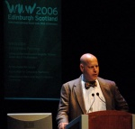 Danny Weitzner, W3C, at WWW2006