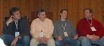 Frank mantek, Jeff Barr, Dan Theurer, and Kevin Lawver